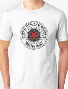Jimmy Tango's Fat Busters! Unisex T-Shirt