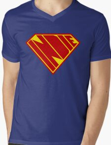 Indie Power Mens V-Neck T-Shirt