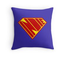 Indie Power Throw Pillow
