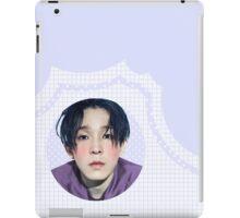 nam taehyun grid iPad Case/Skin