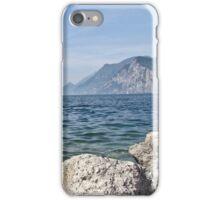 lake whit dog iPhone Case/Skin