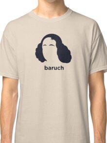 Baruch Spinoza (Hirsute History) Classic T-Shirt
