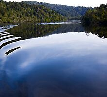Gordon River - Tasmania by Hans Kawitzki