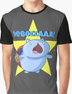Rebeccaaa! Graphic T-Shirt