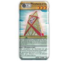 Qliphort Monolith iPhone Case/Skin