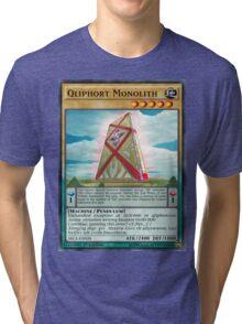 Qliphort Monolith Tri-blend T-Shirt