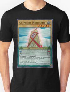 Qliphort Monolith Unisex T-Shirt