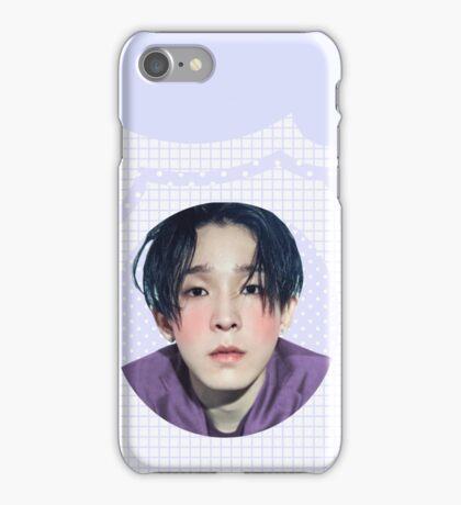 nam taehyun grid iPhone Case/Skin