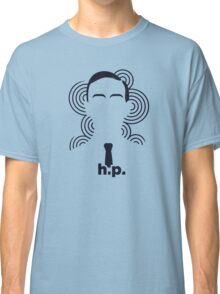 Hp Lovecraft (Hirsute History) Classic T-Shirt