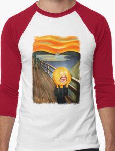 Rick and Morty - The Sun Scream Men's Baseball ¾ T-Shirt