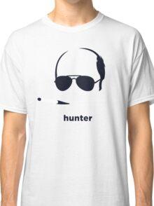 Hunter S Thompson (Hirsute History) Classic T-Shirt