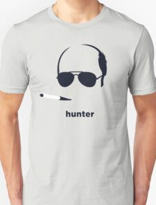 Hunter S Thompson (Hirsute History) T-Shirt