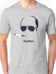 Hunter S Thompson (Hirsute History) Unisex T-Shirt