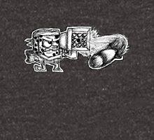 Spongebob with a Missile Launcher Unisex T-Shirt