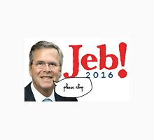 please clap jeb bush Unisex T-Shirt