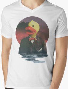 Rubber Ducky Mens V-Neck T-Shirt