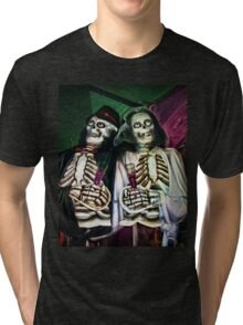 The Wedding of the Dead Tri-blend T-Shirt