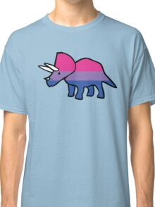 Biceratops (Bisexual Triceratops) Classic T-Shirt