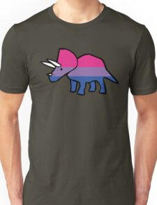 Biceratops (Bisexual Triceratops) Unisex T-Shirt
