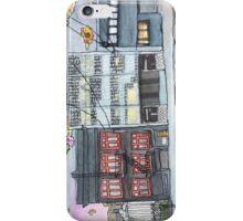 San Francisco Houses #10 iPhone Case/Skin