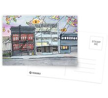 San Francisco Houses #10 Postcards