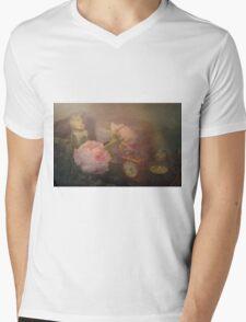 Still Life Shelf Mens V-Neck T-Shirt