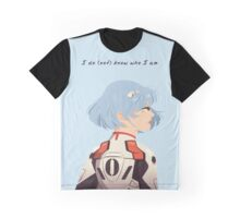 I do (not) know who I am Graphic T-Shirt