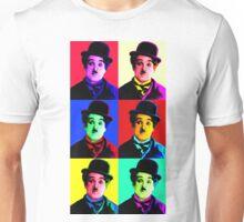 Chaplin meet pop PT.3 Unisex T-Shirt