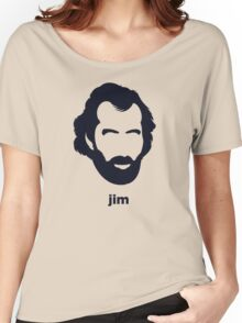 Jim Henson (Hirsute History) Women's Relaxed Fit T-Shirt