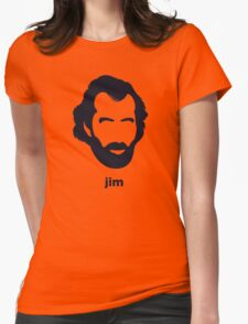 Jim Henson (Hirsute History) Womens Fitted T-Shirt