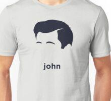 John F Kennedy (Hirsute History) Unisex T-Shirt