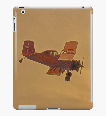 Crop Duster  iPad Case/Skin