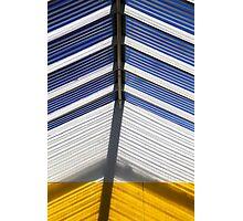 Skylight Abstract 10 Photographic Print
