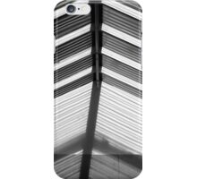 Skylight Abstract 10 BW iPhone Case/Skin