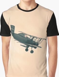 Crop Duster  Graphic T-Shirt