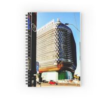 The Cheese Grater Spiral Notebook