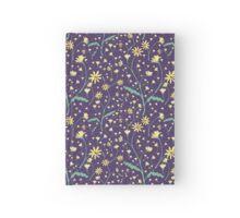 Wild Daisies - Purple Hardcover Journal