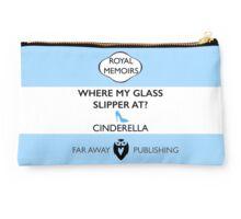 Cinderella Memoir Studio Pouch