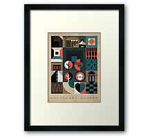 Centenary Square II Framed Print