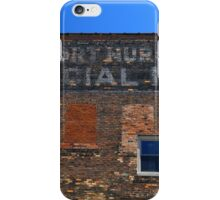 Port Huron Artificial Ice Company 2 iPhone Case/Skin