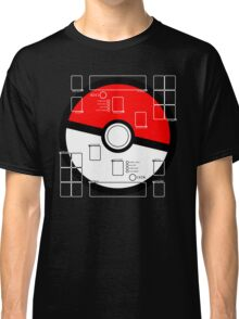 Ready to Battle - PKMN edition - DARK PRODUCTS Classic T-Shirt
