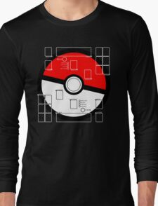 Ready to Battle - PKMN edition - DARK PRODUCTS Long Sleeve T-Shirt
