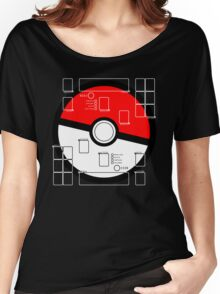 Ready to Battle - PKMN edition - DARK PRODUCTS Women's Relaxed Fit T-Shirt