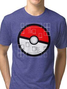 Ready to Battle - PKMN edition - DARK PRODUCTS Tri-blend T-Shirt