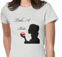 Take a Bite Womens Fitted T-Shirt