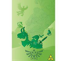 Zelda 30th Anniversary Photographic Print