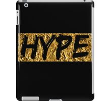 Hype (T-shirt, Phone Case & more) iPad Case/Skin