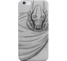 General Grievous Sketch iPhone Case/Skin