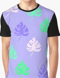 Foliage - purples  Graphic T-Shirt