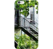 Rue Fort - painted iPhone Case/Skin